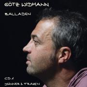 """CD Götz Widmann """"Balladen CD 1:  Männer & Frauen"""""""