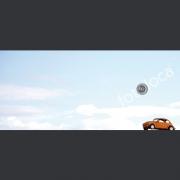 "Abzug Fotografie ""VW Käfer"""