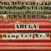 CD Ahuga! Sampler Nr. 2