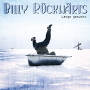 "MP3-Download Album Billy Rückwärts ""Lange gesucht"""