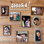 CD Ahuga! Sampler Nr. 1