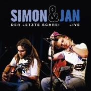 """CD Simon & Jan """"Der letzte Schrei - live"""""""