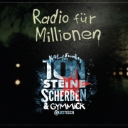 """Doppel-CD Kai & Funky von TON STEINE SCHERBEN mit Gymmick """"Radio für Millionen"""""""
