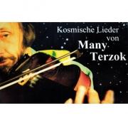 """Musikkassette Mani Terzok """"Kosmische Lieder"""" 1999"""