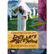 2 DVDs Various Artists - Burg Herzberg Festival: Traditional Hippie Convention 2006