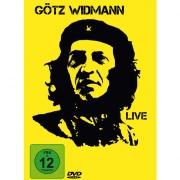 """DVD Götz Widmann """"Live"""""""