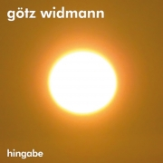 "MP3-Download Album Götz Widmann ""Hingabe"""