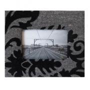 """Fotografie """"Porto"""" in exklusivem Textilrahmen"""