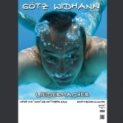 """Tourplakat Götz Widmann """"Ahoi"""" 2011/12"""