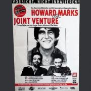 Tourplakat Howard Marks vs. Joint Venture 1999