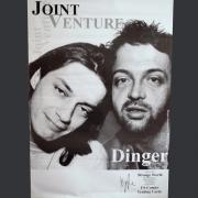 "Tourplakat Joint Venture ""Dinger"" 1995"