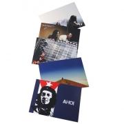 """Postkarten Set Götz Widmann """"Ahoi"""", limitierte Auflage"""