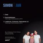"Maxi-Single Simon & Jan ""Geld"""